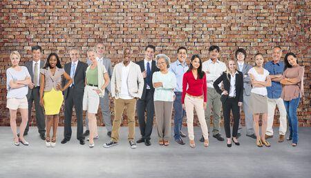community people: Diversity People Aspiration Community Group Concept