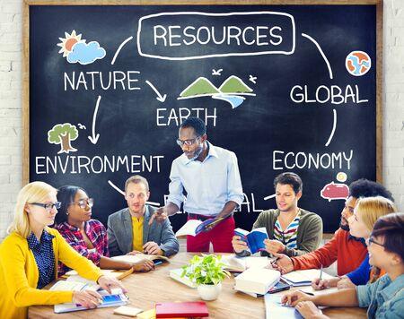 recursos naturales: Recursos Medio Natural Econom�a Finanzas Concepto