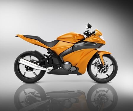 propulsion: Brandless Motorcycle Motorbike Vehicle Concept