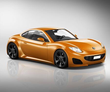 concept car: Brandless Car Automobile Vehicle Concept