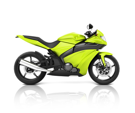 Merkloze Motorcycle Motor Vehicle Concept