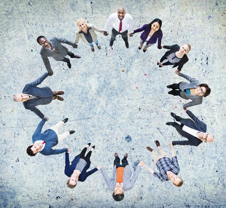 manos entrelazadas: Equipo de Uni�n Empresarial Unidad Concepto Conexi�n