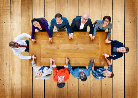 teamwork people: Business People Team Connection Togetherness Concept Stock Photo