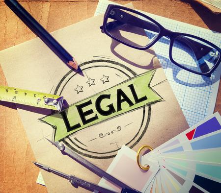 legal services: Legal Legalisation Laws Justice Ethical Concept