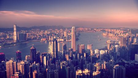 도시 풍경 건물 도시 현장 개념