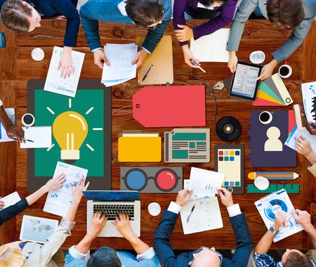 marketing concept: Branding Brand Trademark Commercial Identity Marketing Concept