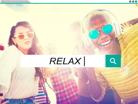 the carefree: Relax Relaxation Leisure Free Carefree Resting Peace Concept