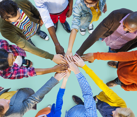 diversidad: Equipo Trabajo en equipo Corporativa Concepto Ayuda Colaboraci�n