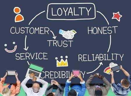 trustable: Servicio de fidelizaci�n de clientes Confianza Fiabilidad Honesto Concepto