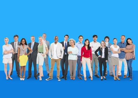 diversidad: Concepto Diversidad Aspiración Comunidad Grupo Foto de archivo
