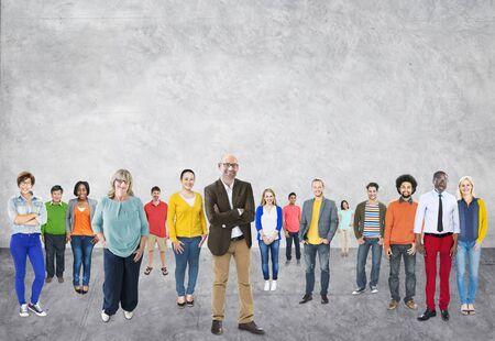 comunidad: Gente Comunidad Unión Equipo Corporativo Concepto
