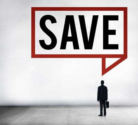 accounting: Guardar Ahorro Contabilidad concepto de banca de inversión