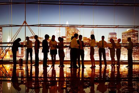 personas: Gente de negocios Conexi�n Corporativa Discusi�n Reuni�n Concepto