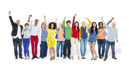 variation: Diversity Ethnicity Multi-Ethnic Variation Togetherness Unity Team Concept