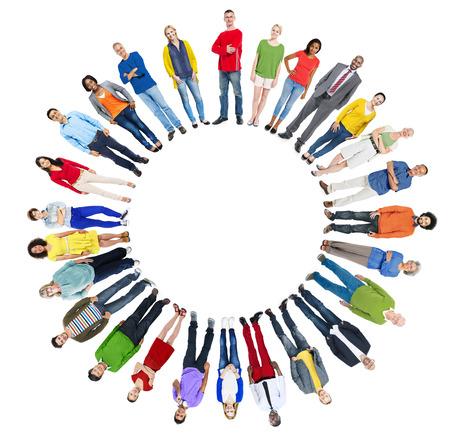 variation: Diversity Ethnicity Multi-Ethnic Variation Togetherness Unity Concept