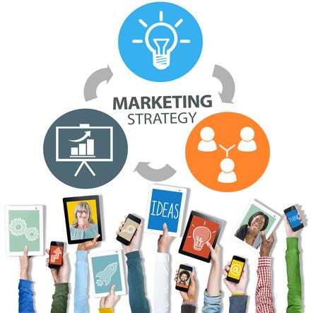 redes de mercadeo: Estrategia de Marketing Branding Publicidad Comercial Plan de Concepto