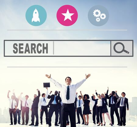 executive search: Search Searching Seo Online Internet Browsing Web Concept