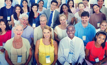 COLABORACION: Gente de negocios equipo de trabajo en equipo Collaboartion Concept