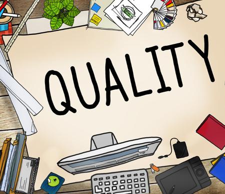 Quality Value Worth Capability Guarantee Concept