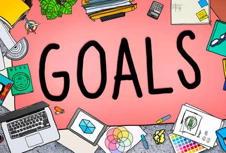 aspiration: Goals Aim Aspiration Anticipation Target Concept