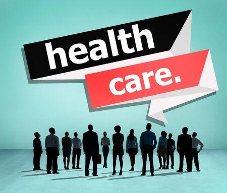 医療医療生活病気の物理的な概念
