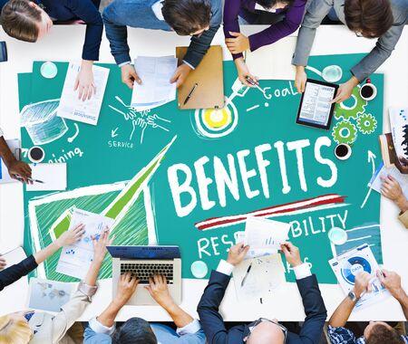 benefits: Benefits Responsibility Rewards Goal Skill Satisfaction Concept