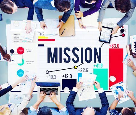mision: Misi�n Objetivo inspiraci�n Estrategia Concepto Objetivo
