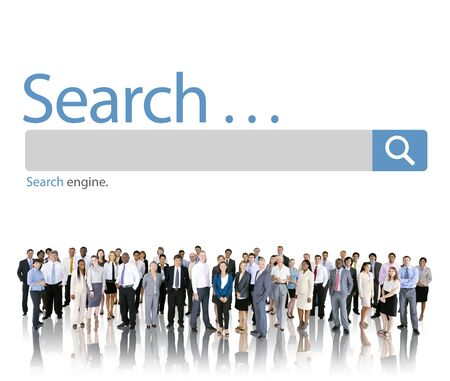browsing: Search Seo Online Internet Browsing Web Concept Stock Photo