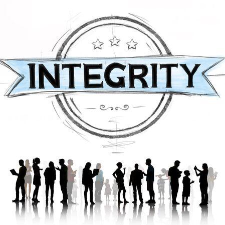trustable: Integrity Attitude Belief Fairness Trustable Concept