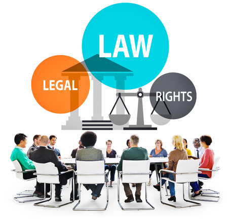 judicial: Law Legal Rights Judge Judgement Punishment Judicial Concept Stock Photo