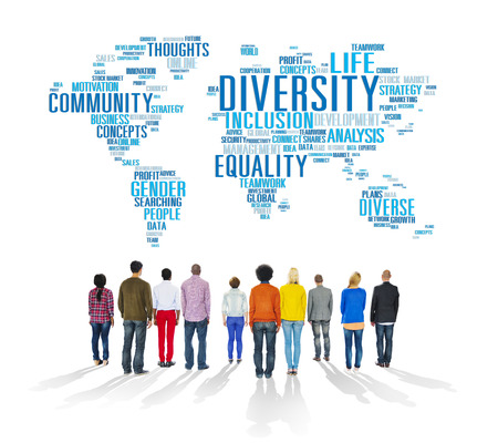 ethnicity: Diversity Ethnicity World Global Community Concept