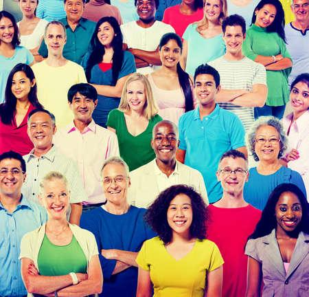 diversity: Diverse Diversity Ethnic Ethnicity Team Partnership Concept Stock Photo