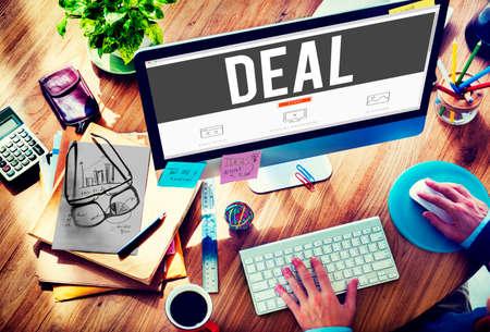 solution: Deal Achievement Cooperation Solution Collaboration Concept Stock Photo