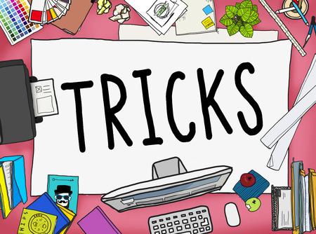 hide: Trick Treat Risk Hide Player Magic Halloween Concept