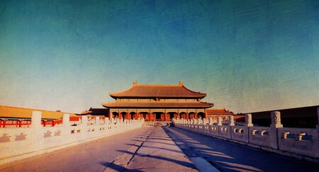 Forbidden City: Forbidden City Chinese Culture Ancient Concept