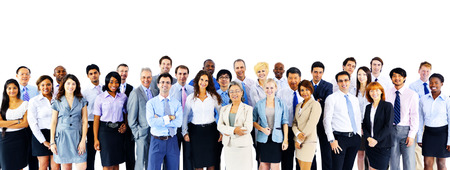 workplace: Business People Corporate Communication Office Team Concept Stock Photo