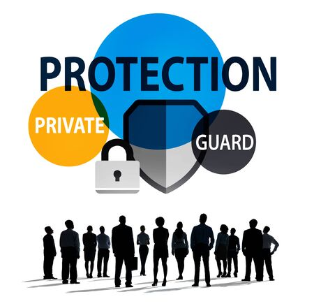 secrecy: Security Protection Secrecy Privacy Firewall Guard Concept
