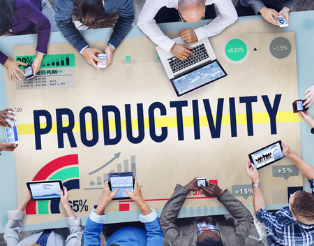 Productivity Performance Efficiency Capacity Results Concept