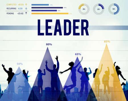 and authority: Concepto Liderazgo Líder Autoridad Jefe Entrenador