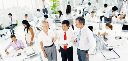 manager team: Business Meeting Collaboration Teamwork Brainstorming Concept