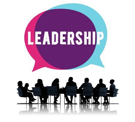 leader lead: Leadership Leader Lead Manager Management Concept
