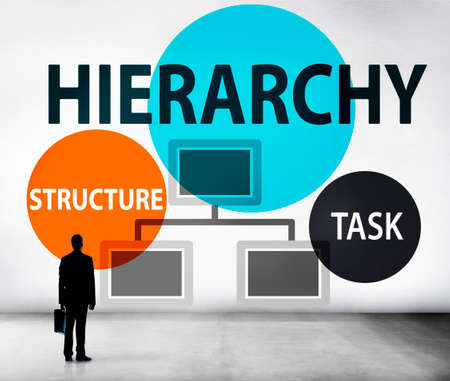 hierarchy: Hierarchy Structure Task Multilevel Employment Concept