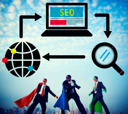 search engine optimization: SEO Search Engine Optimization Digital Computer Internet Concept