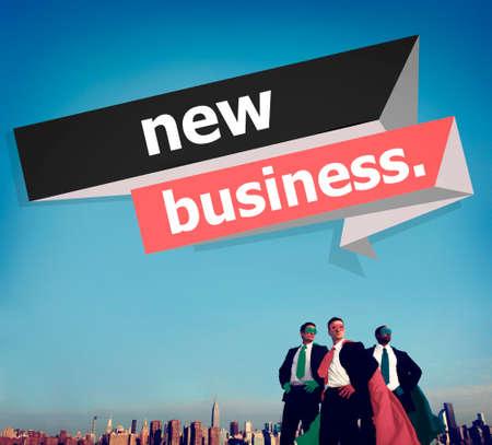 powerful creativity: New Business Startup Strategy Ideas Creativity Concept