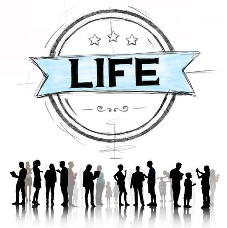 life cycle: Life Breath Living Life Cycle Spirit Concept