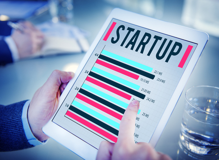 sucess: Startup New Business Growth Sucess Development Concept Stock Photo