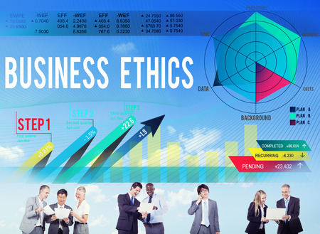 ビジネス倫理の整合性道徳的な R...