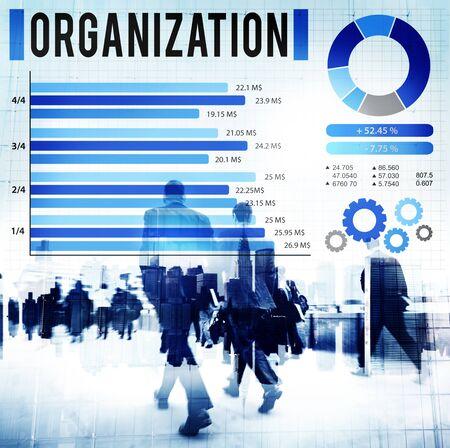 nonprofit: Organization Group Business Company Corporate Concept