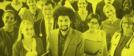ethnicity: Diversity Ethnicity Communitty Crowd People Concept