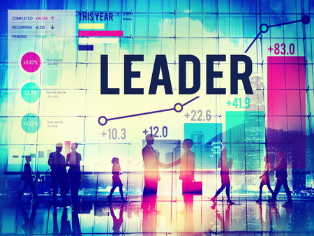 role model: Leader Leadership Chief Team Partnership Concept